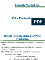 CE3142 Contract Admin 04C - ICTAD Formula