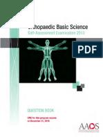 AAOS Basic Science 2013 1