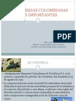 10 Empresas colombianas