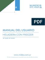 RF T16SAR1 User Manual
