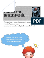 1. Fundamentos Neuropatologia