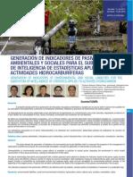 Generación de pasivos ambientales para la explotación hidrocarburífera