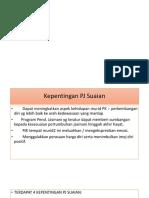 PJ SUAIAN NOTES