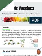 makayla jones - genetic manipulations  recombinant product