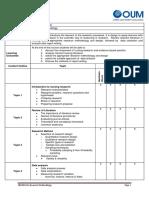 NMNR5104 Research Methodology