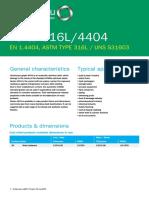Grade Data Sheet v 3 PDF