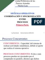 Unidad III - Obj 3.2 El Planif.de Procesos 1a Parte