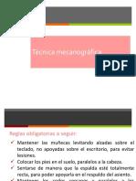 Manual Técnica Mecanográfica