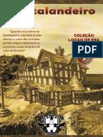 Desbravadores - O Estalandeiro - Biblioteca Élfica