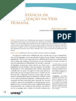 COELHO UNESP - Caderno de Alfabetizacao - TEXTO 1