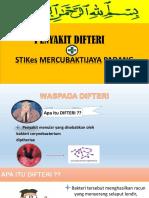 Presentation Difteri