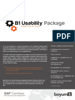 B1 Usability Package.es