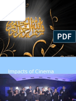 Impacts of Cinema