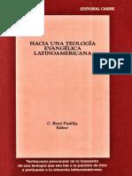C. Rene Padilla - Hacia Una Teologia Evangelica Latinoamericana