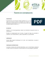 5.Fuentes de Contaminación