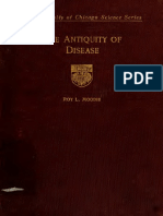 Antiquity of Disease(Moody)