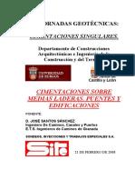 Cimentaciones sobre Medias Laderas. Puentes y Edificaciones.pdf