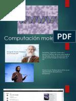 Computación Molecular