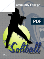 2018 KCC Softball Media Guide