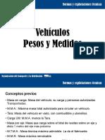 Tipos de Vehiculo Su Peso y Dimension [Reparado]