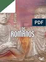Barrow,Regina. Los Romanos.México, FCE , 1995