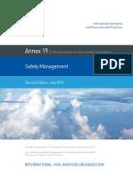 ICAO Annex 19 (English)