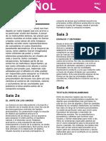 Nuevo MALI Textos de Seccion Castellano Web