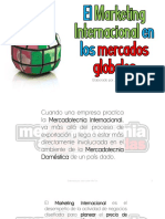 El Marketing Internacional en Los Mercados Globales (2)