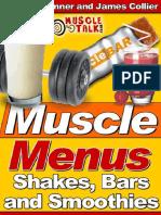 Muscle Menus  Shakes, Bars and Smoothies.pdf