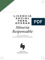 Licencia Social para Operar en República Dominicana