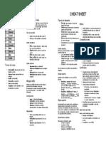 CheatSheets.pdf