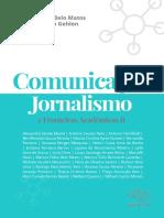 Comunicação, Jornalismo e Fronteiras Acadêmicas II