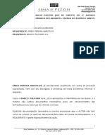 Peticao Diversa - Exibicao de Documentos - Fabio Pereira (0022249-94.2016.8.08.0030)
