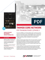 Tn9400 p25 Trunking Core Network