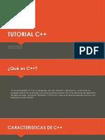 TUTORIAL C++ 2