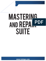 IZotope Mastering and Repair Suite