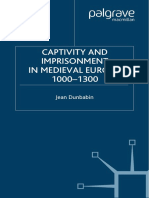 Imprisonment in Medieval Europe