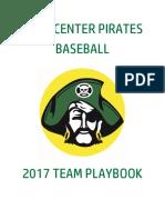 pc pirates 2017 playbook