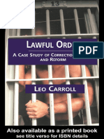 Lawful Order