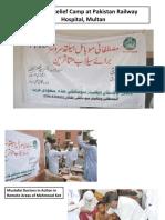 Flood Relief Activities-Mustafai Foundation
