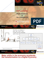 2 4 SAP Leonardo Experience IoT