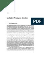 Fourier Analizi Ch1