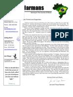 Harman Prayer Letter June, 2008