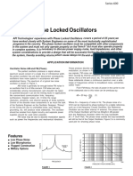 Phase Locked Oscillator 2