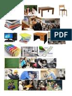 Profesor, Alumno, Mesa, Silla, Libros, Estudio.. Etc