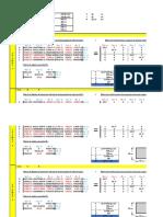 Analisis Estructural 2 - Con Deformaciones Axiales
