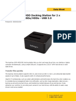 SDOCK2U33V_Datasheet