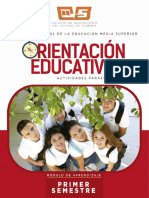 Orientación Educativa i