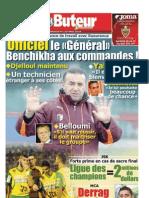 LE BUTEUR PDF du 14/09/2010