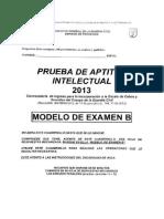 2013 1 Psicotécnicos C-34 (40 Primeras Preguntas)